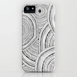 Mandalas iPhone Case