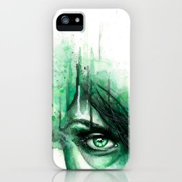 Not Listening iPhone Case