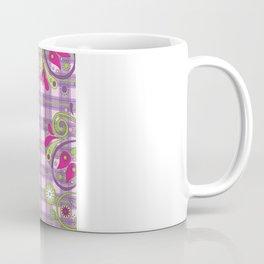 Paisley Plaid Coffee Mug
