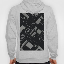 3D Abstract Futuristic Background X. 13 Hoody