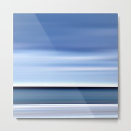 watercolor - seascape no.04 Metal Print