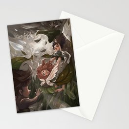 An Unlucky Day for Fairies Stationery Cards