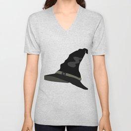 Witch Hat Unisex V-Neck