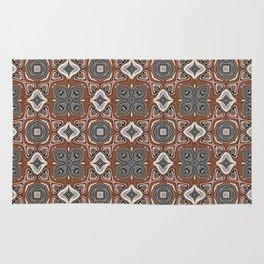 Gray Brown Taupe Beige Tan Black Hip Orient Bali Art Rug