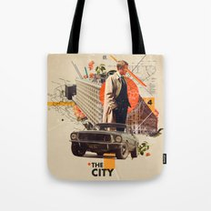 The City 1968 Tote Bag