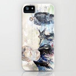 Last Meeting  iPhone Case