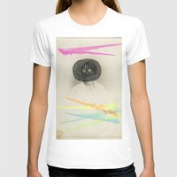 led zeppelin T-shirts featuring Led Contrast by Naomi Vona
