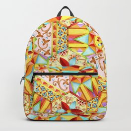 Gypsy Caravan Candy Blossom Backpack
