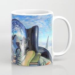 Spanish McDonnell Douglas F/A-18 Hornet Squadron Ultra HD Coffee Mug