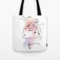 Japanese3 Tote Bag