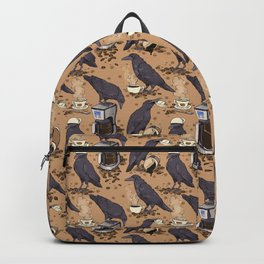 Corvids & Coffee Backpack