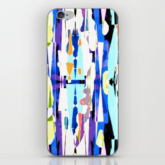 Lotty Dotty We Like To Party iPhone Skin