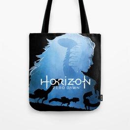 Aloy [Horizon Zero Dawn] Tote Bag