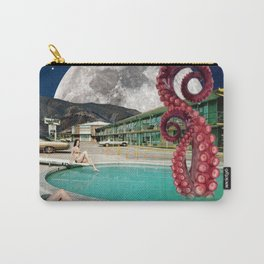 Octopus in the pool Carry-All Pouch