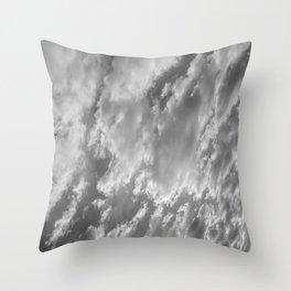 """""""SkyFall"""" Cloud Art by Murray Bolesta! Throw Pillow"""