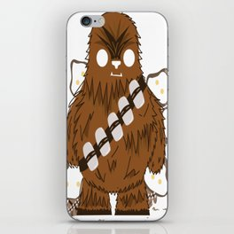 Chewbacca _ Friends iPhone Skin