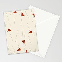 Minimal Winter Stationery Cards