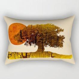 roots & sun Rectangular Pillow