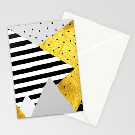 fall abstraction #4 Stationery Cards