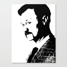 Mark Gatiss Canvas Print