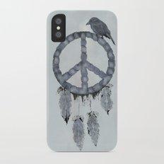 A dreamcatcher for peace iPhone X Slim Case
