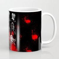 avenger Mugs featuring Avenger Mother by Alessandro Turetta