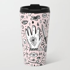 Alchemy (rose) Metal Travel Mug
