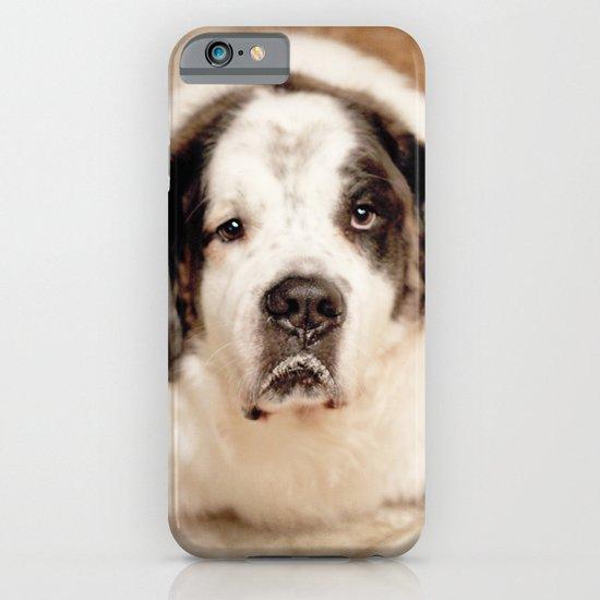 Milk Mustache iPhone & iPod Case