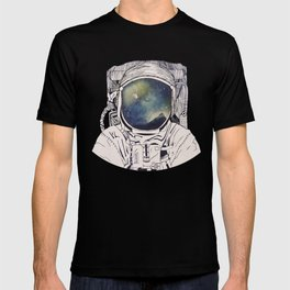 Dreaming Of Space T-shirt
