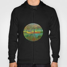 Autumn reflection  Hoody