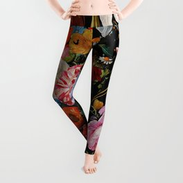Night Garden XXXVI Leggings