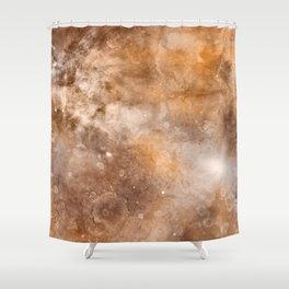 Sleeping Acrylic Giant Shower Curtain