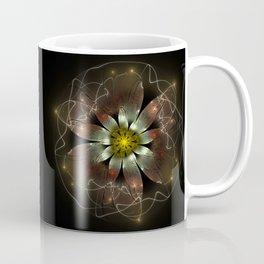 Digital Flower Coffee Mug