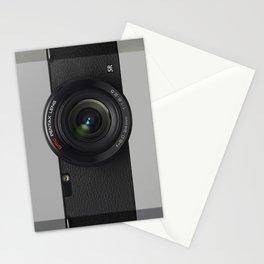 VINTAGE CAMERA lens Stationery Cards