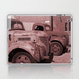 Vintage Cars Laptop & iPad Skin