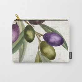 Olive Branch I Carry-All Pouch