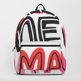 Mama Needs a Nap Backpack