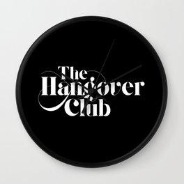 The Hangover Club Wall Clock