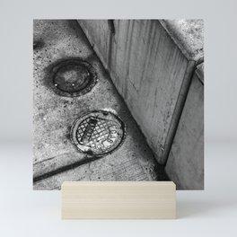 Gas Armor Mini Art Print