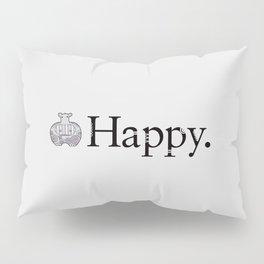 Happy Hippo Pillow Sham