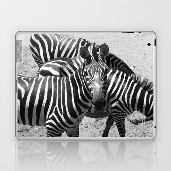 ~Zebra Stripes~ Laptop & iPad Skin