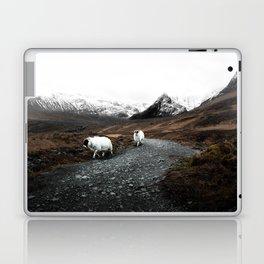 Ram Crossing / Isle of Skye Laptop & iPad Skin