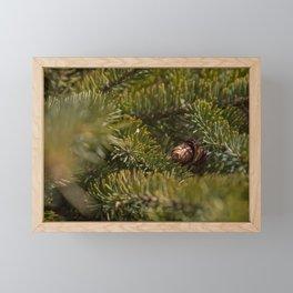 little Framed Mini Art Print