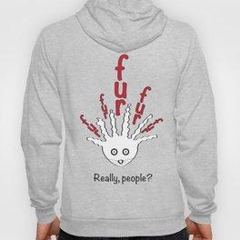 Fur - Really People? Hoody