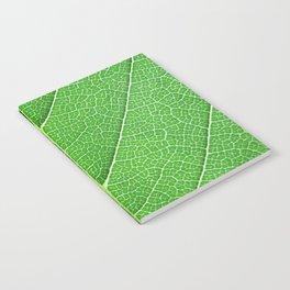 Green Vein Life Notebook