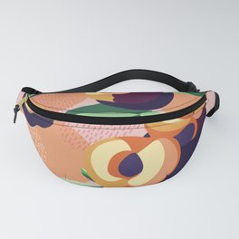 Peaches Fanny Pack