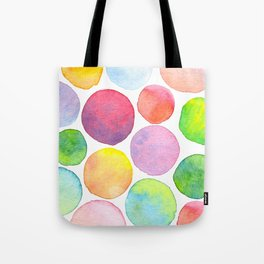Blending Bubbles Tote Bag