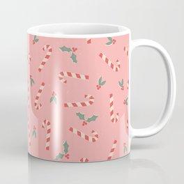 Peppermint Candy Canes Coffee Mug