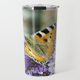 Butterfly IX Travel Mug