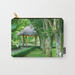 Green Gazebo Carry-All Pouch